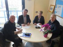 Convention pour la Chapelle Saint Philibert le 22 mars 2017
